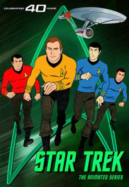 Star Trek: The Animated Series (Completa) - Torrent