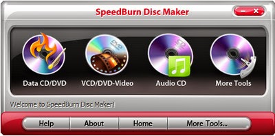 SpeedBurn Disc Maker v9.2.2 Portable