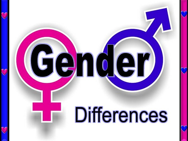how men and women differ gender