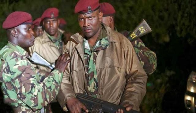 Pemerintah Kenya Terus Cari Otak Penyerangan Mal