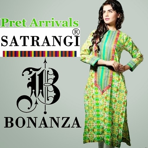 Bonanza Pret Collection 2014