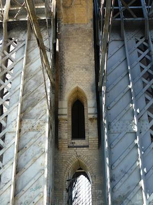 Wieże mostu w Tczewie