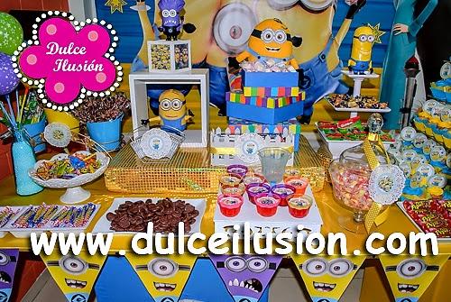 Decoracion Minions Para Fiestas Infantiles ~   Shows Infantiles y Decoraci?n de Fiestas Infantiles julio 2014