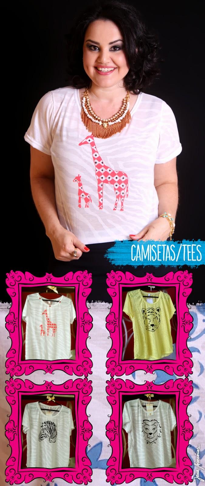 Camisetas artesanais, blogueira, joinville