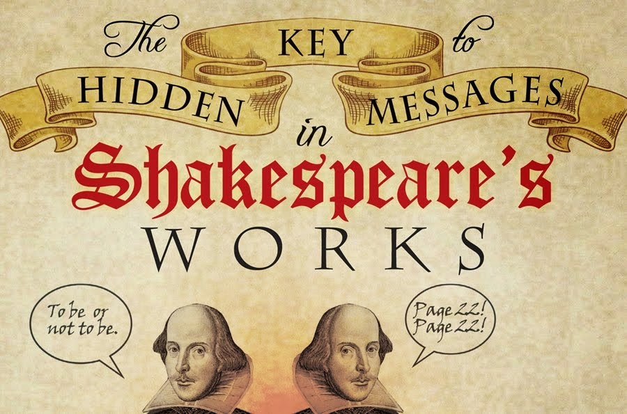 The Key to Hidden Messages in Shakespeare's Works