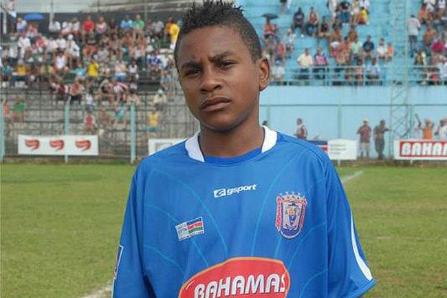 Garoto Wendel de 14 anos morre no CT do Vasco