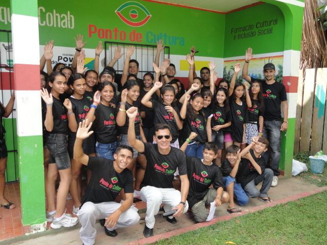 TARAUACÁ: VAGAS PARA OFICINEIROS NO PONTO DE CULTURA DA COHAB