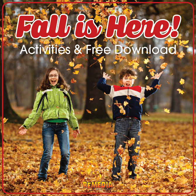 Printables Remedia Publications Free Worksheets remedia publications fall is here activities and free download publications