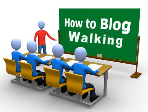 Blogwalking Trik Jitu Mendapatkan Backlink