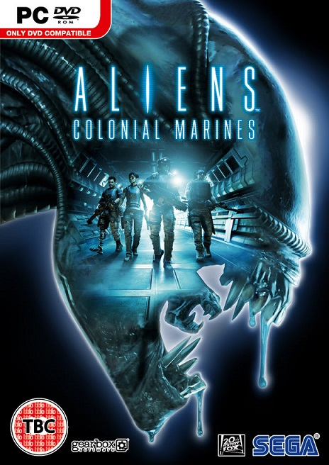aliens colonial marines computer - photo #33