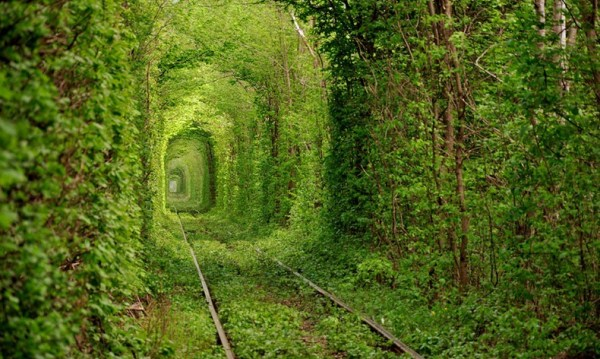 terowongan cinta indah