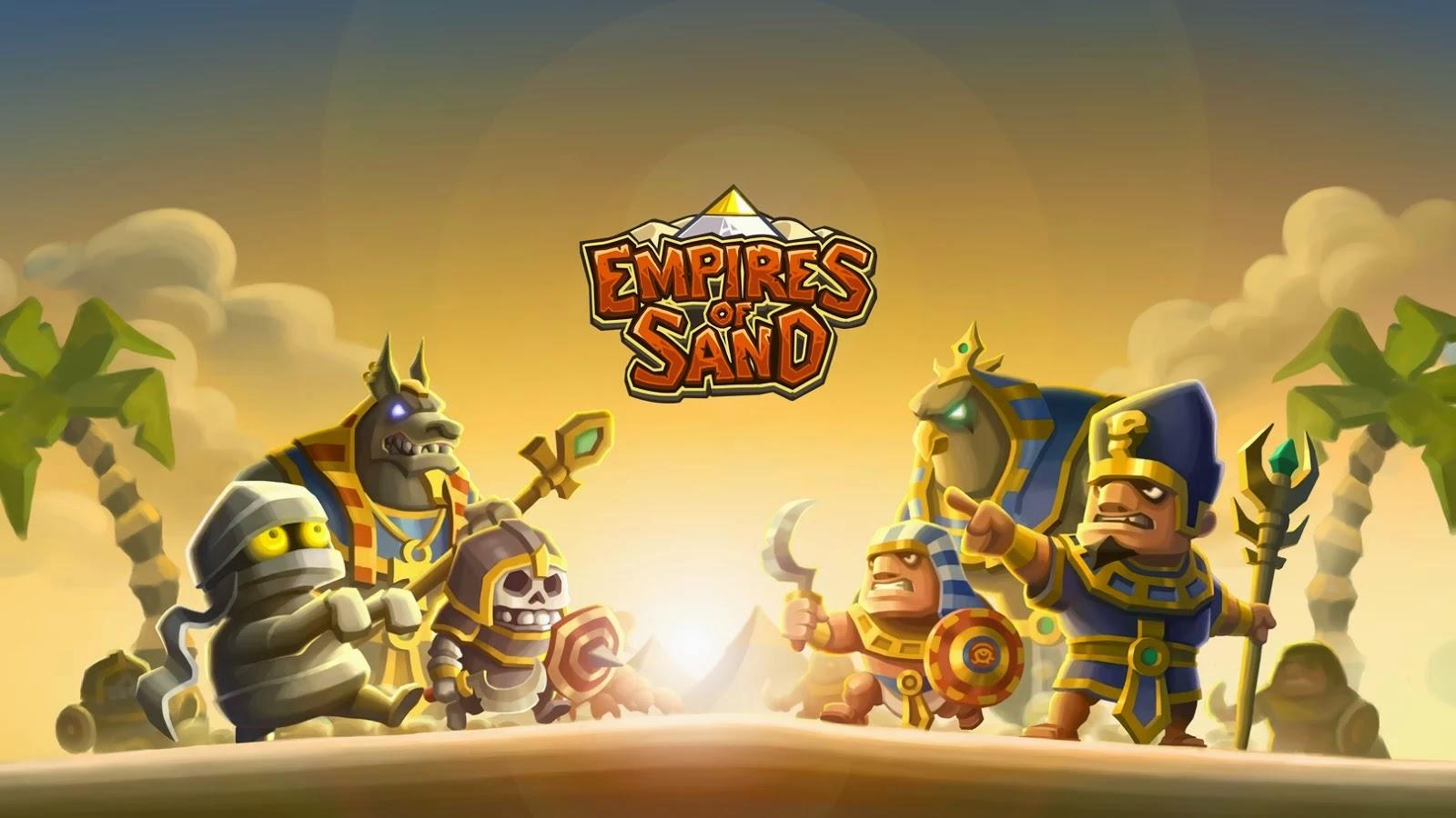 Empires of Sand v2.40 APK Mod