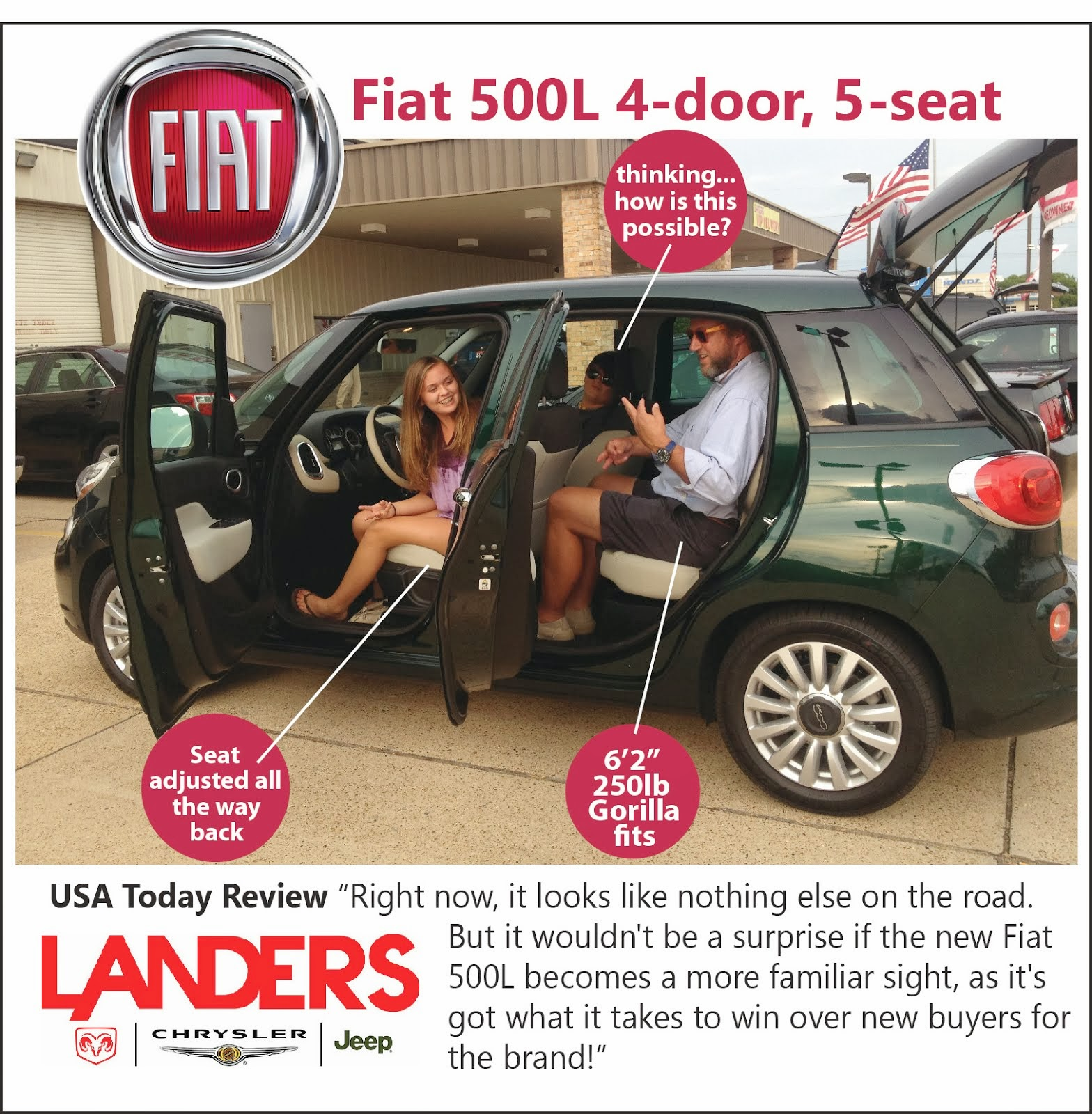 FIAT of SHREVEPORT