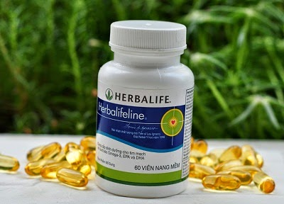 herbalifeline Dinh dưỡng đúng để trái tim luôn khỏe