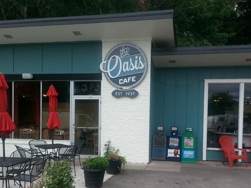 Oasis Cafe on Facebook
