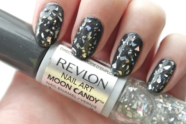 The Beauty Series Uk Beauty Blog Revlon Nail Art Moon Candy In