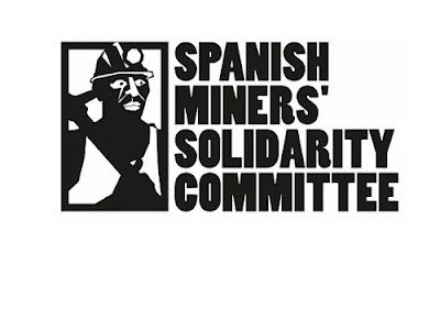 Solidarity with the miners!