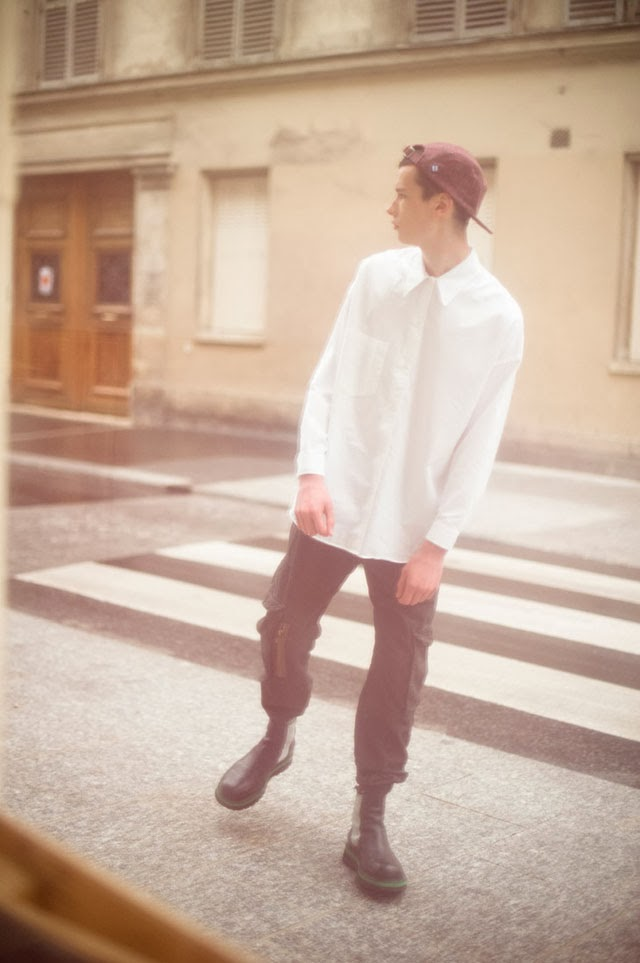 Inspiration, Fashion blogger, Guy Overboard