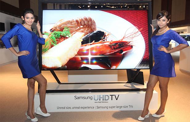 Teknologi 4K TV Masa Kini