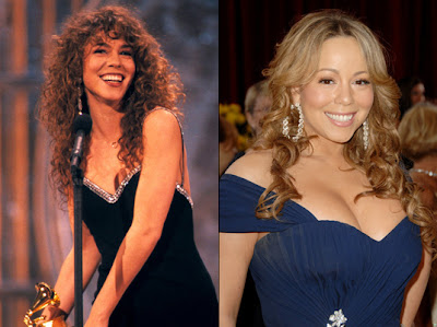 Mariah Carey Size After Implants http://starplasticsurgery.blogspot.com/2013/01/mariah-carey-plastic-surgery-before-and.html