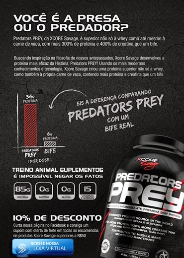 Predators Prey 4lbs (1814g) Xcore Savage