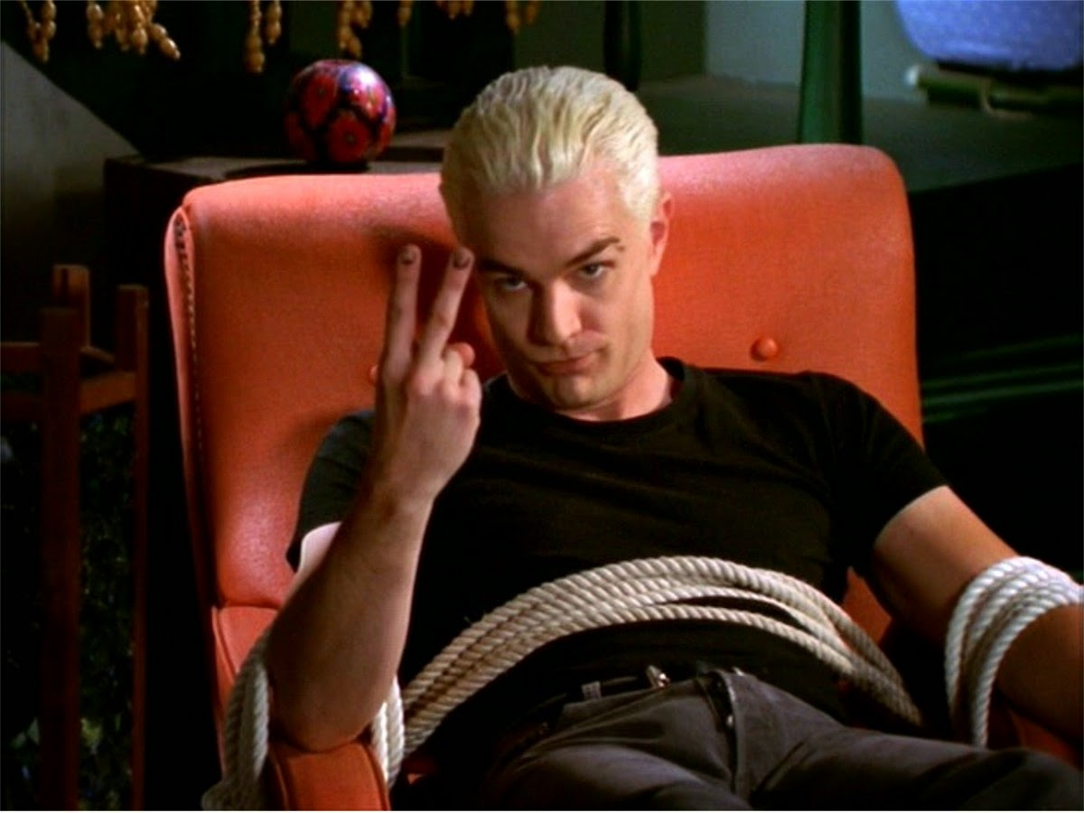 Spike - Buffy the vampire slayer