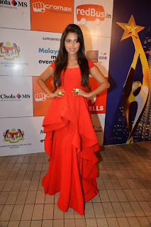 Amala Paul, Shraddha Das and other beauties at SIIMA Awards 2014 Sizzlign Beauties