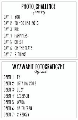 7-dniowe foto wyzwanie