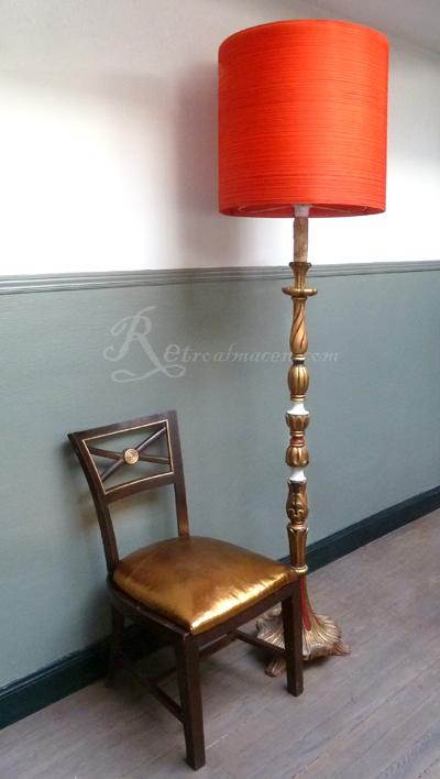 Retroalmacen tienda online de antig edades vintage y decoraci n lote grananticvario - Lamparas estilo colonial ...