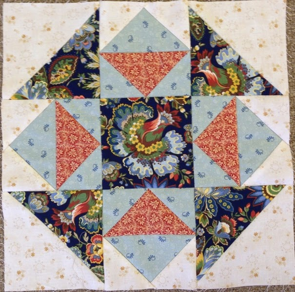 2015 #3 Second Saturday Sampler Block