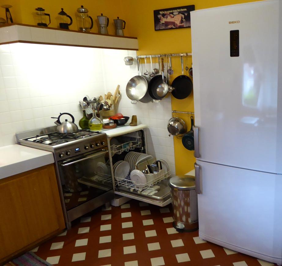 living the life in saint aignan le nouveau frigo. Black Bedroom Furniture Sets. Home Design Ideas