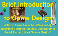 Brief Introduction to Game Design