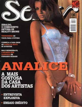 Analice Nicolau - Sexy 2002