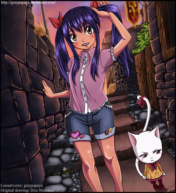 Fairy Tail trang 23