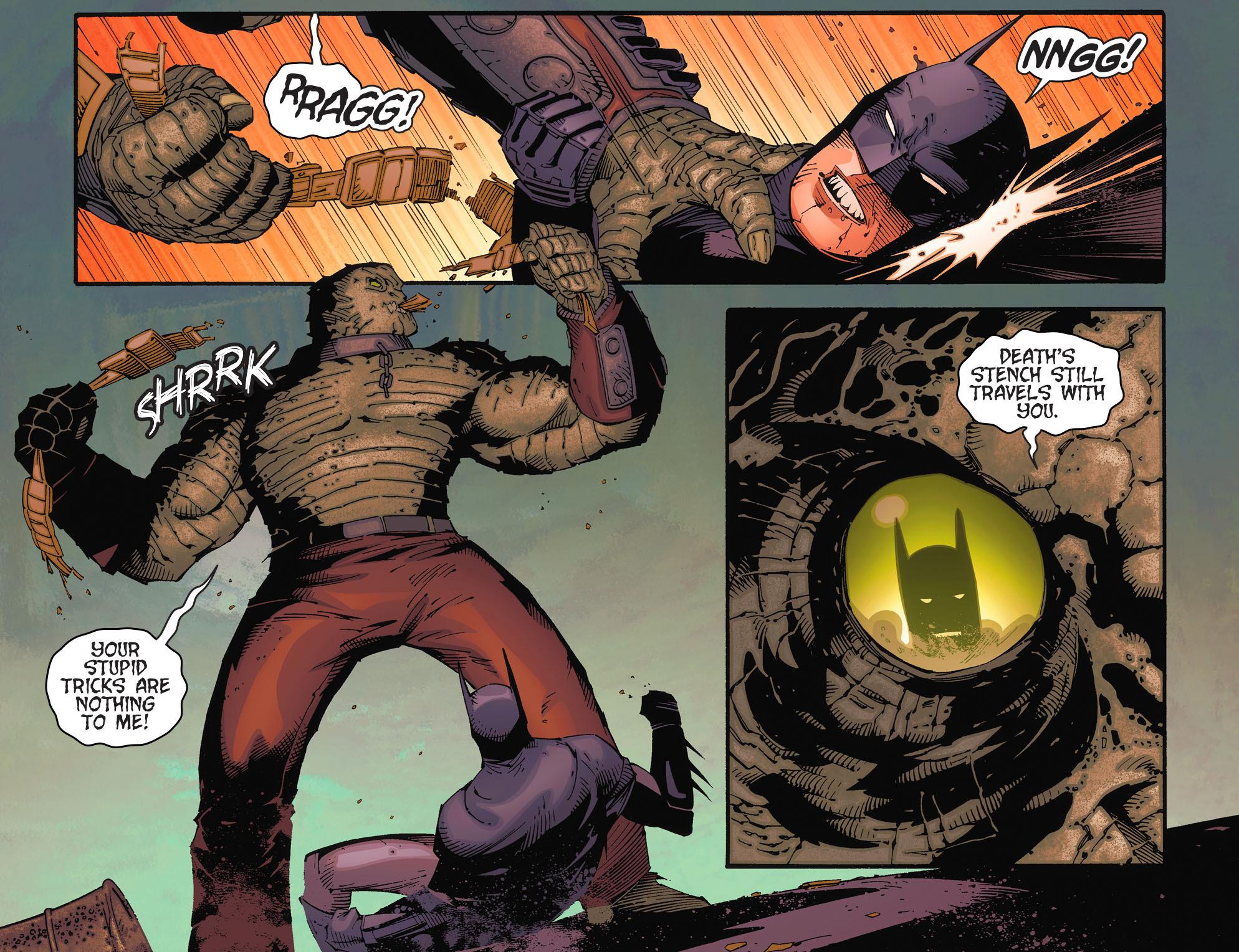 Batman: Arkham Knight [I] Issue #6 #8 - English 8