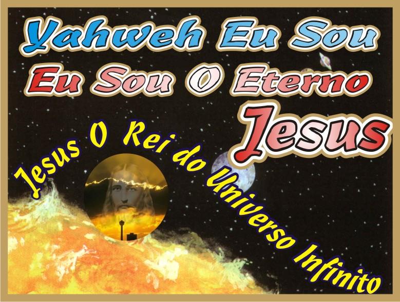Eu Sou Y-H-W-H - Yahweh O Senhor