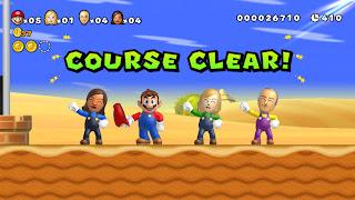 New Super Mario Bros. WiiU, WiiU, NSMB WiiU, Mii