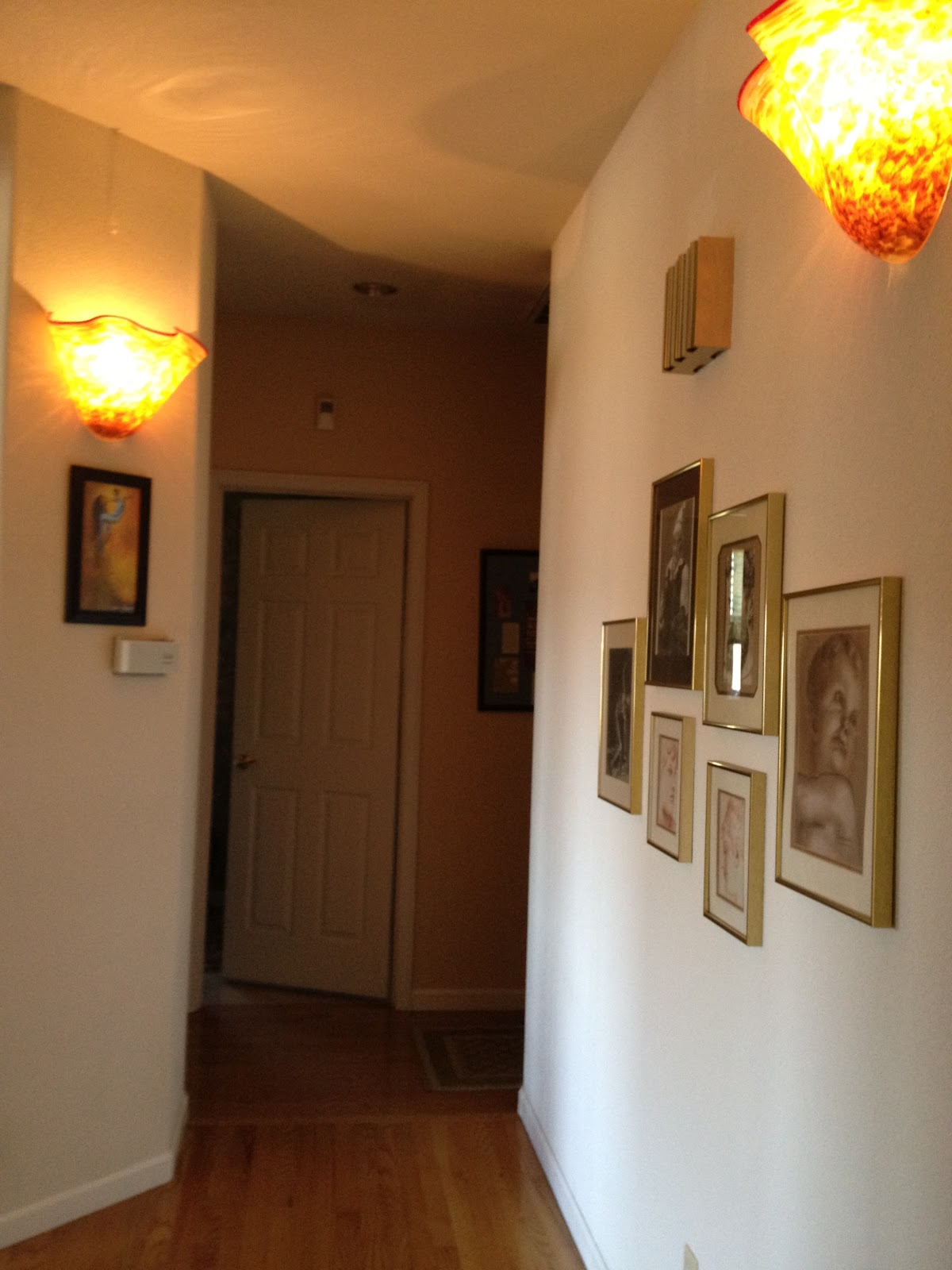 Feng shui by maria feng shui hallways - Mirror in hallway feng shui ...