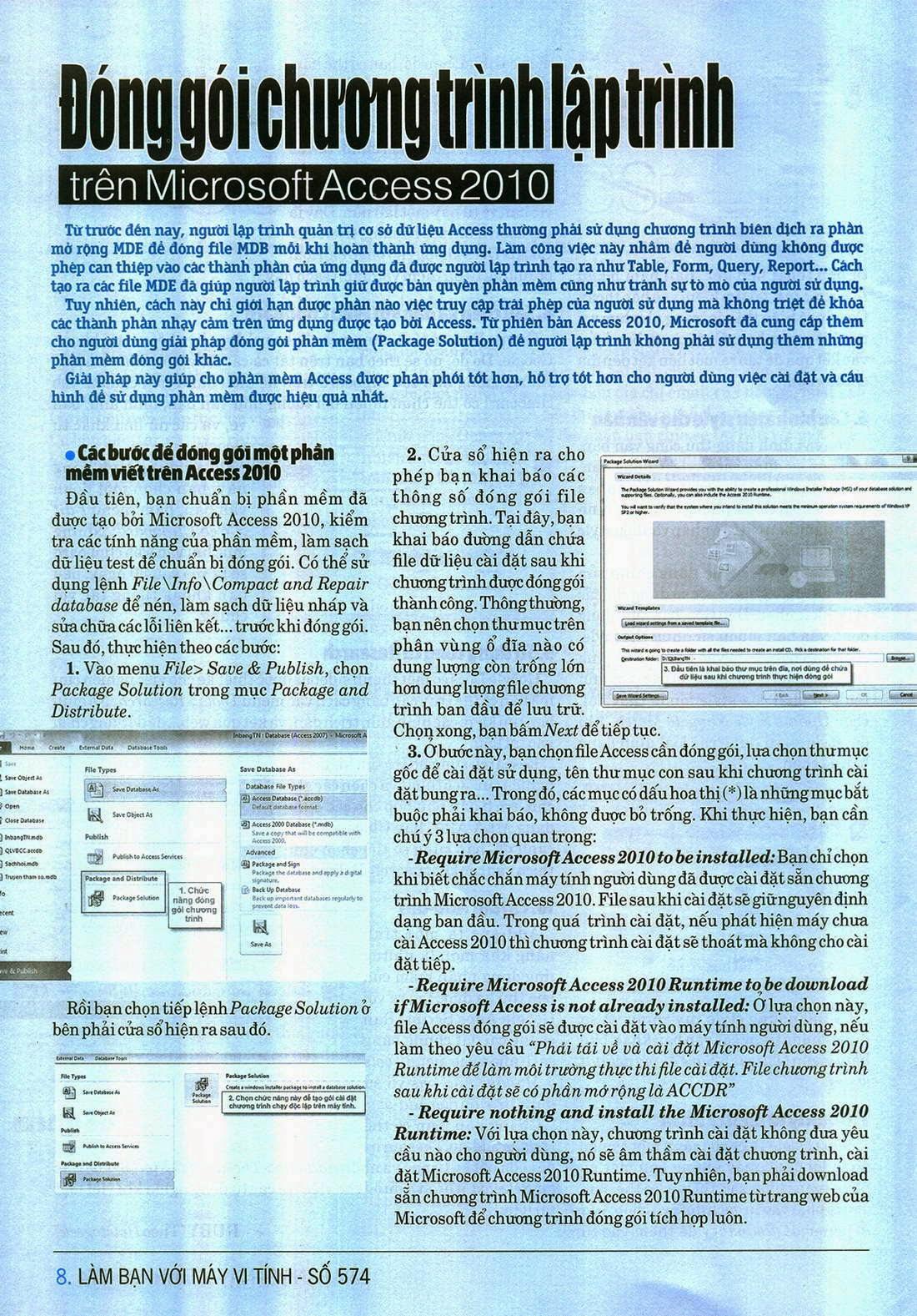 Làm Bạn Với Máy Vi Tính 574 tapchicntt.com