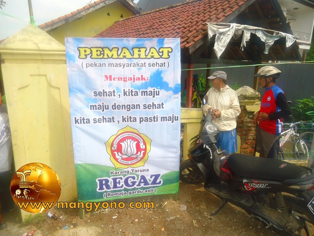 FOTO : Lokasi acara PEMAHAT dan menyambut hari jadi Subang ke - 67