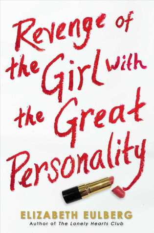 Revenge of the Girl with the Great Personality book cover