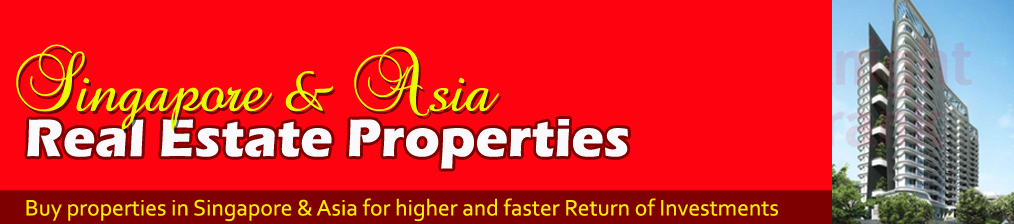 Singapore & Asia Real Estate Properties