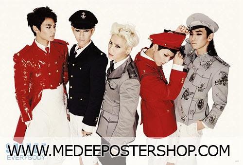 Shinee Everybody 2014 Poster