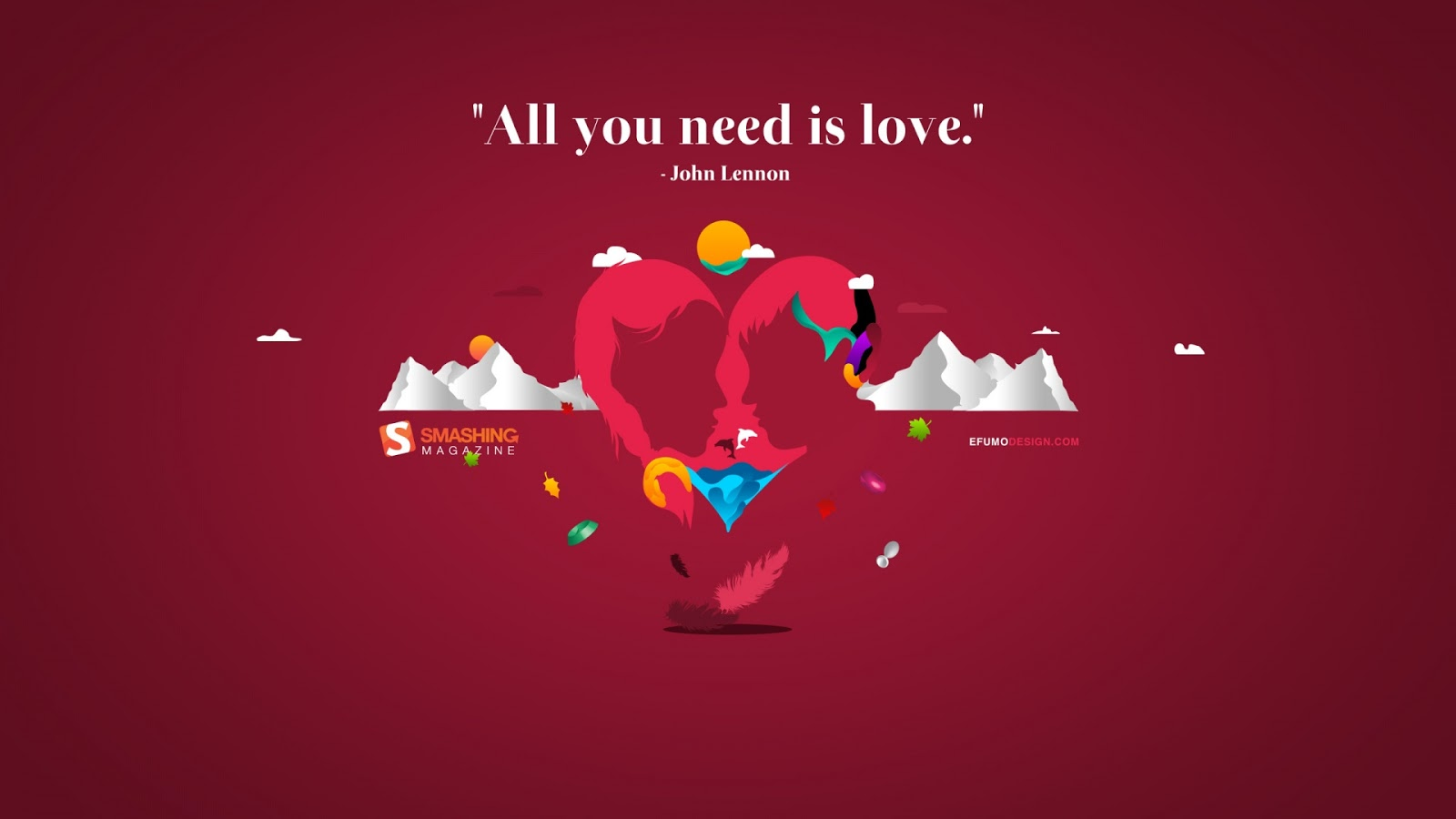 All You Need is Love 1920x1080