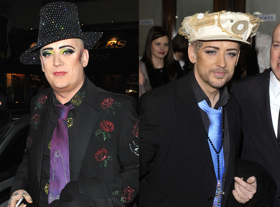 Talk to Kemi (TtK) Merry Christmas: Boy George's Weight ...