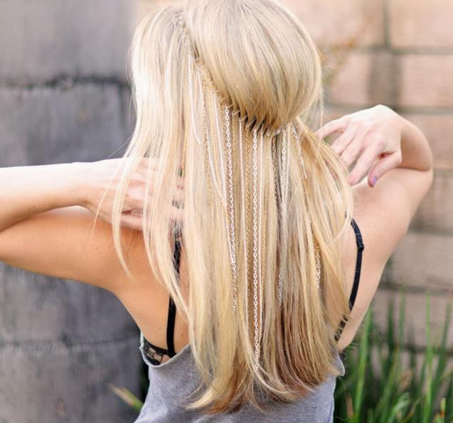 Chain Hair Accessorie