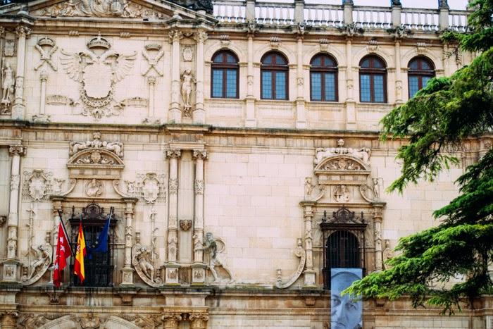 Paseando por Alcalá de Henares