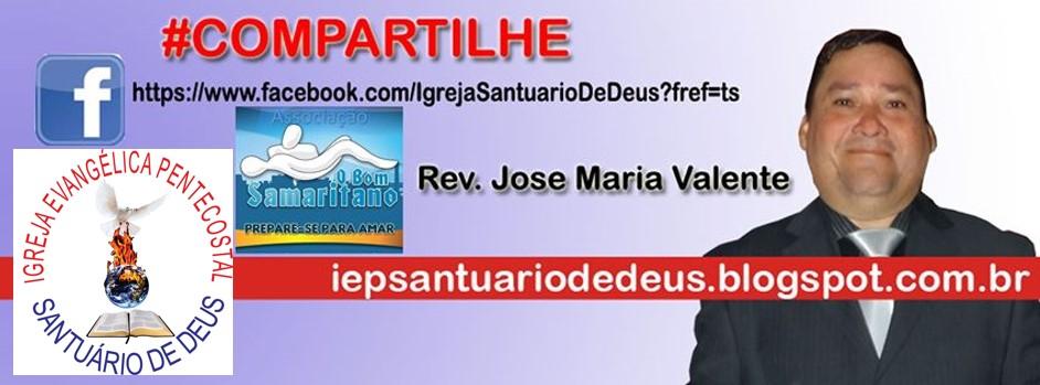 IGREJA EVANGÉLICA PENTECOSTAL SANTUÁRIO DE DEUS