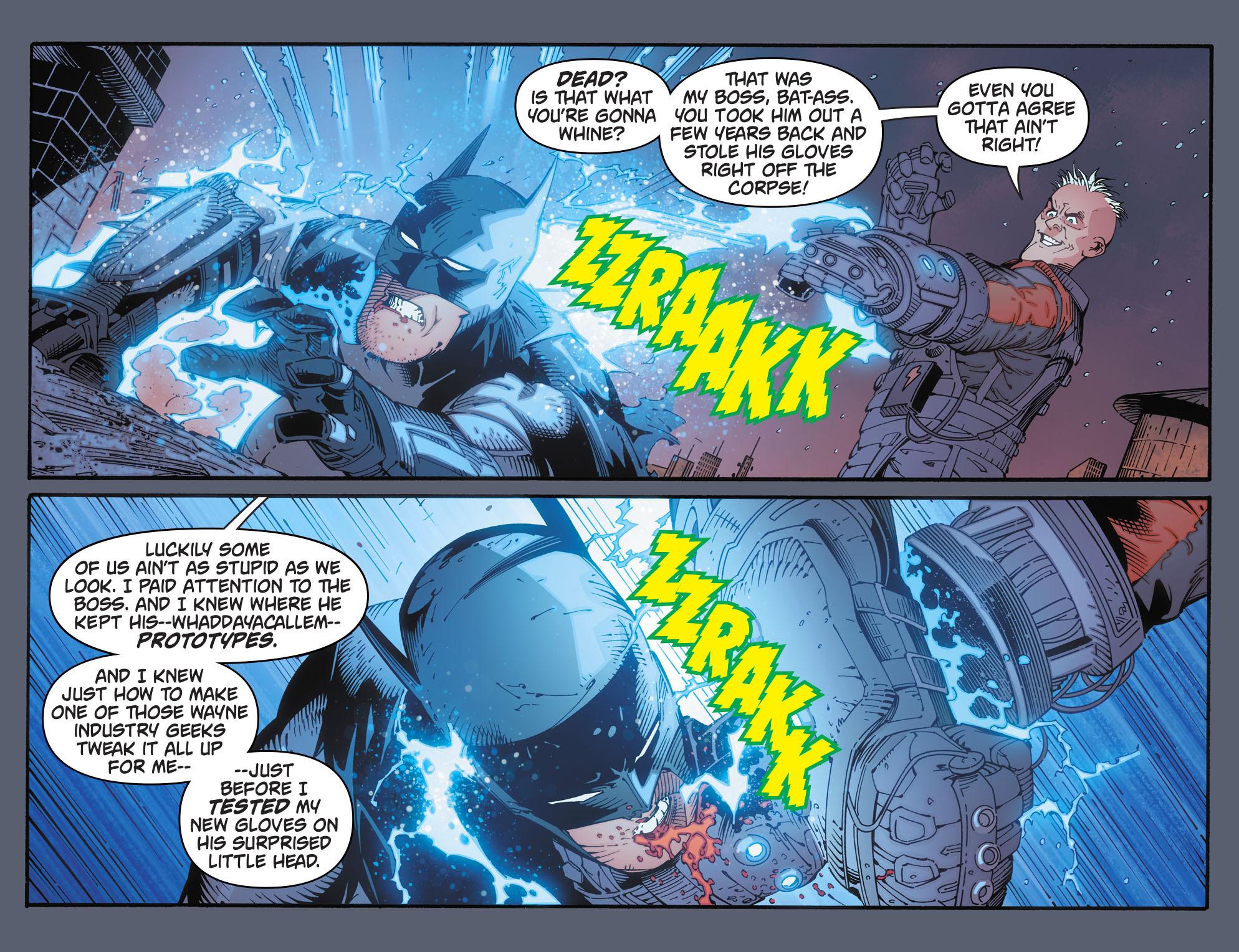 Batman: Arkham Knight [I] Issue #1 #3 - English 7