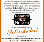 """AUTOS TRANSPORTES URBANOS Y SUBURBANOS """"CALFIA"""" DE TIJUANA, S.A. DE C.V."""